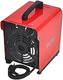 Aktobis Heizgebläse Elektroheizer Frostwächter Bauheizer WDH-BGP03 (3 kW / 230 V)